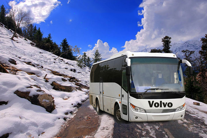 Manali Volvo Adventure