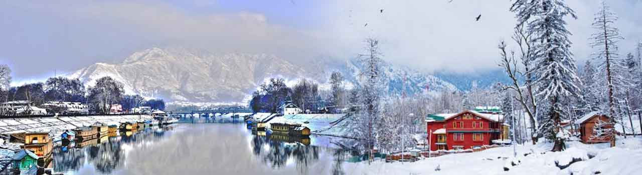 Kashmir- Honeymooner's Paradise