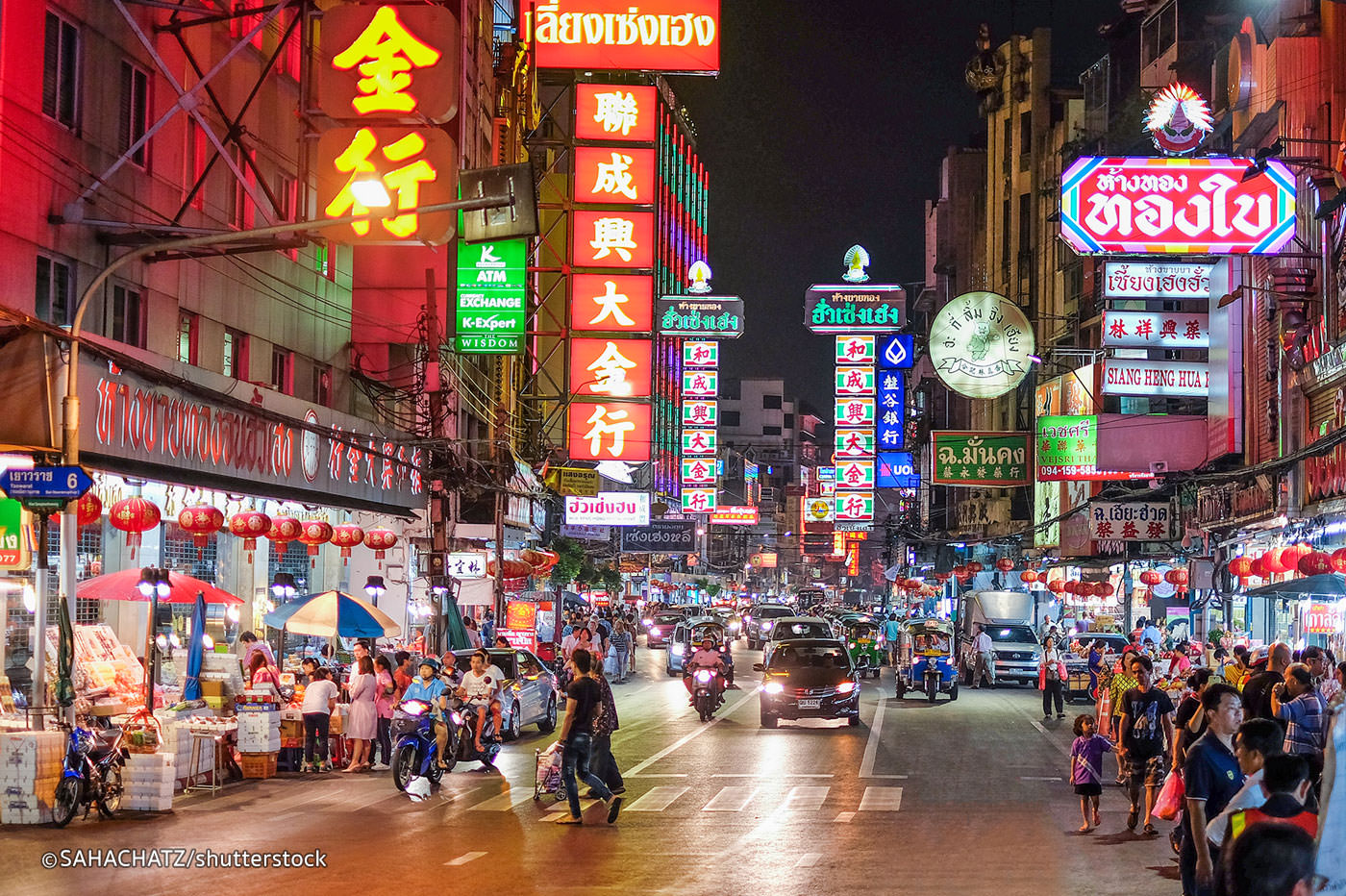 Captivating Bangkok & Pattaya